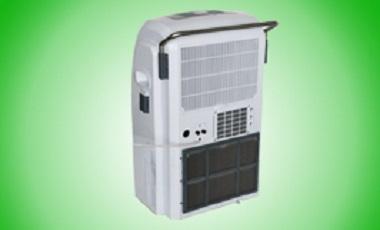 移动式空气消毒净化器-背面