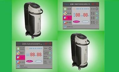 呼吸机内部回路消毒机